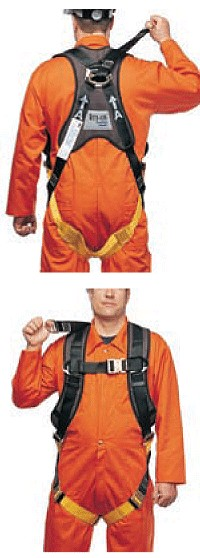 Fall Protection - Rite-On Safety Harness